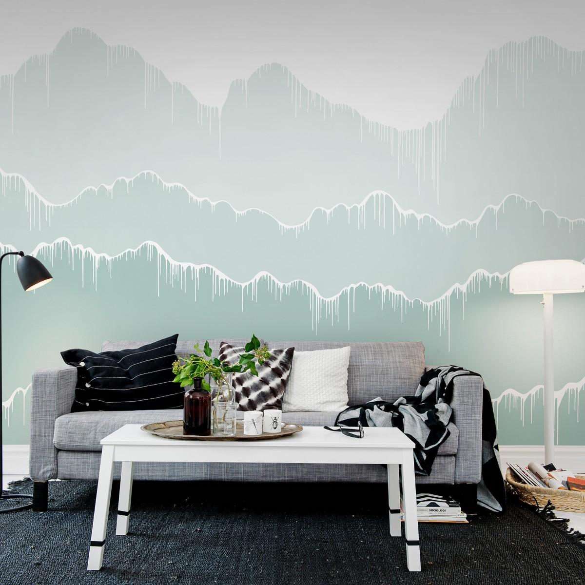 Fototapet Elevation, Gradient, personalizat, Rebel Walls