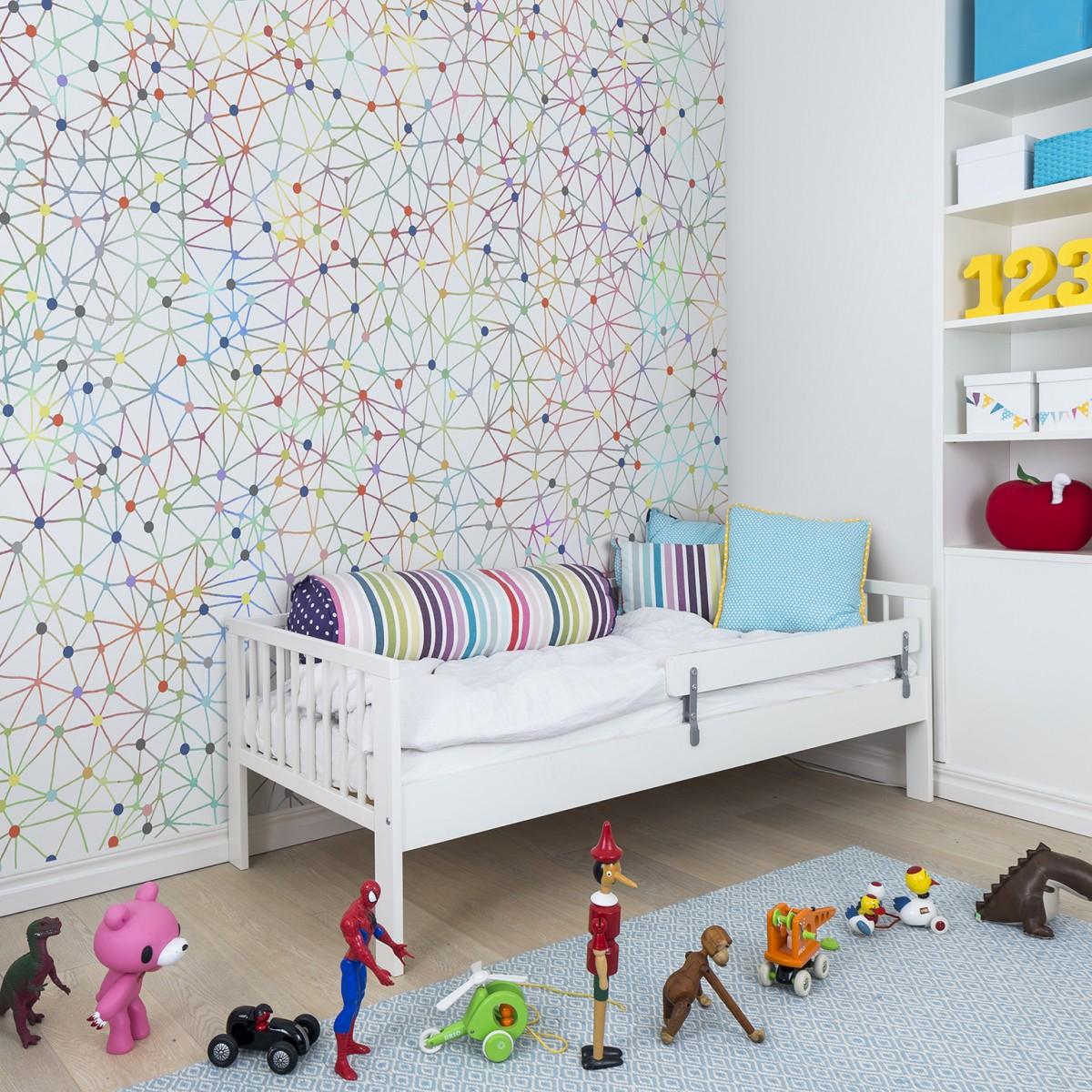 Fototapet Twinkle Twinkle, personalizat, Rebel Walls