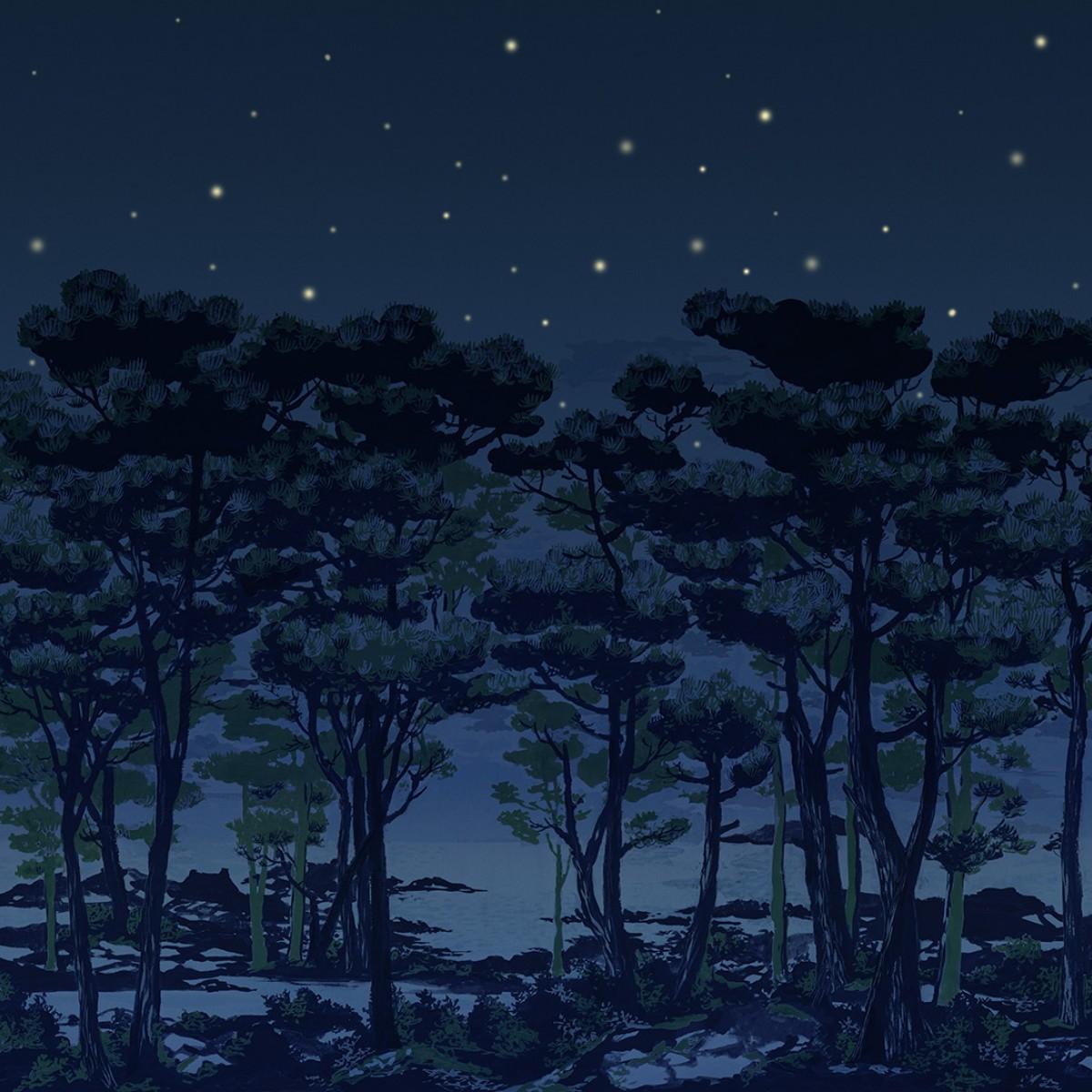 Fototapet The Enchanted Forest, personalizat, Rebel Walls