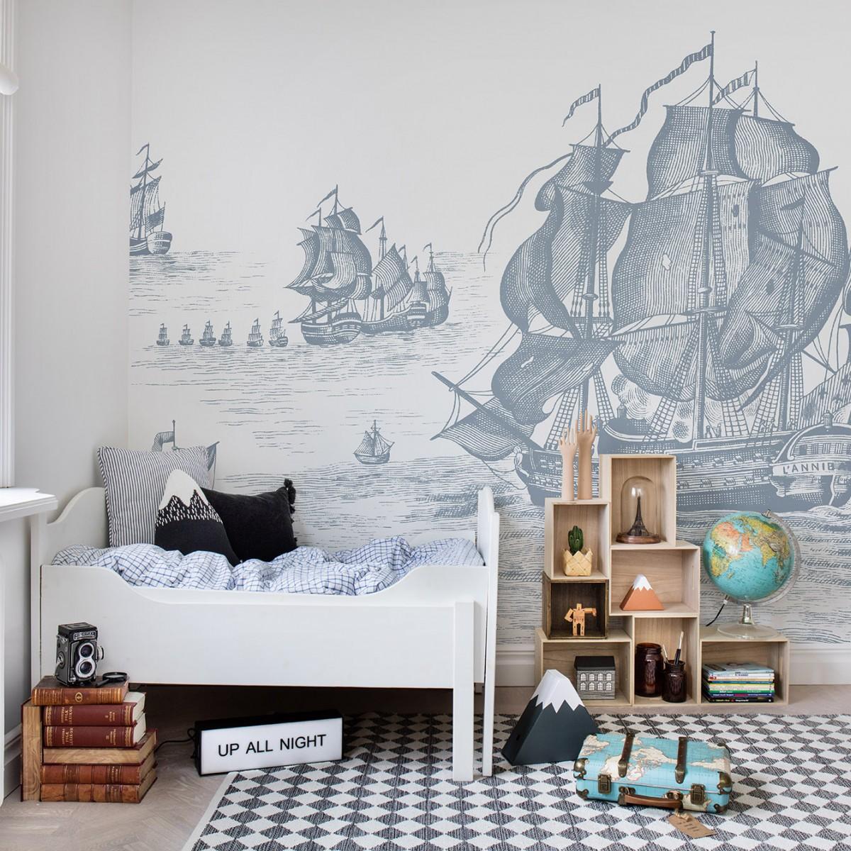 Fototapet High Seas, personalizat, Rebel Walls