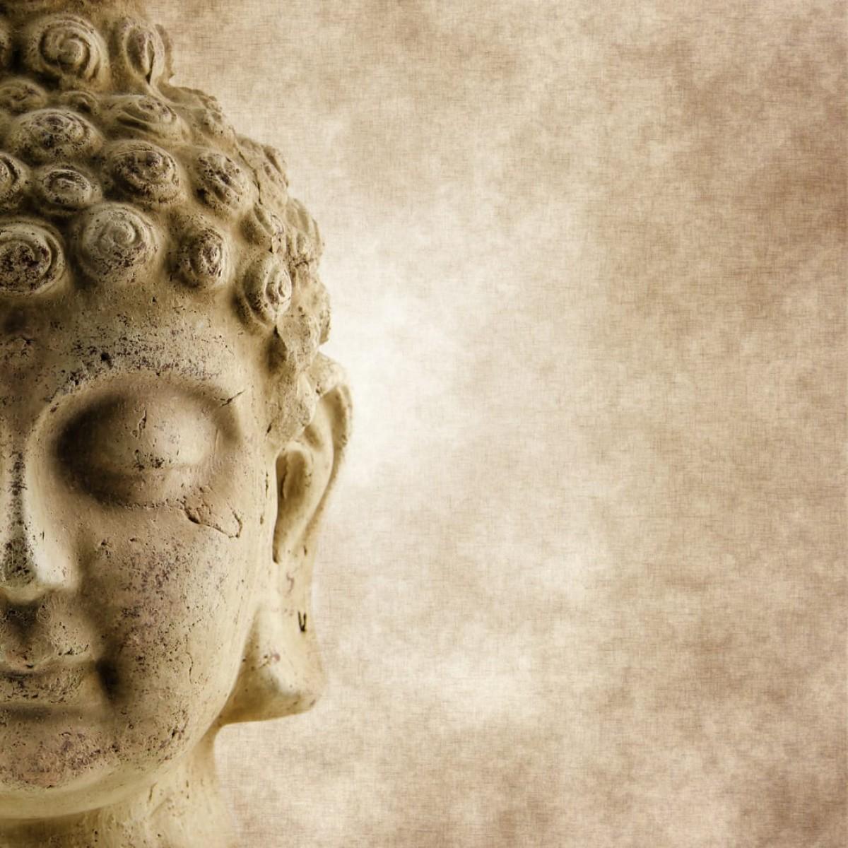Foto tapet 3D  Buddha, personalizat, Rebel Walls
