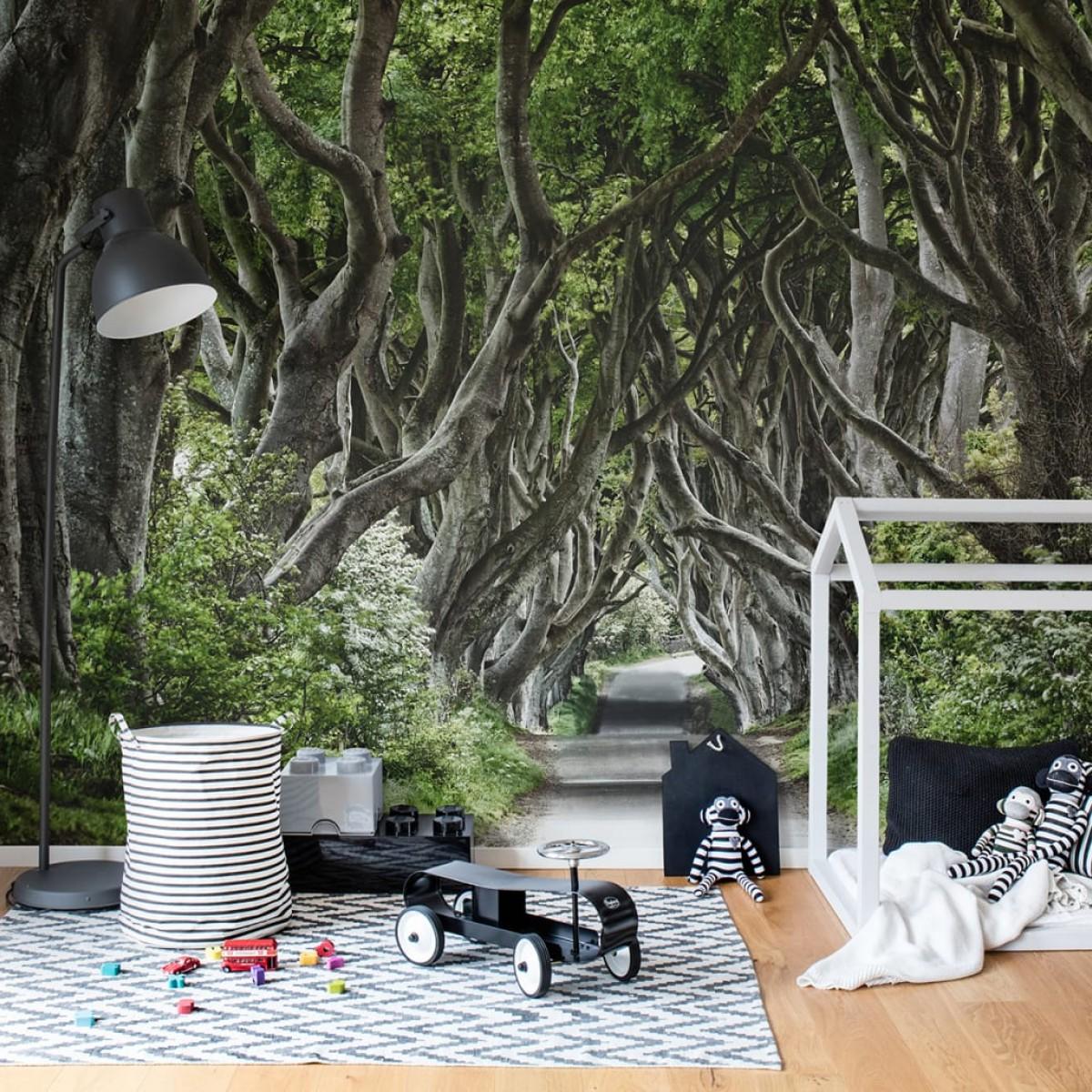 Fototape Magical Alley, personalizat, Rebel Walls