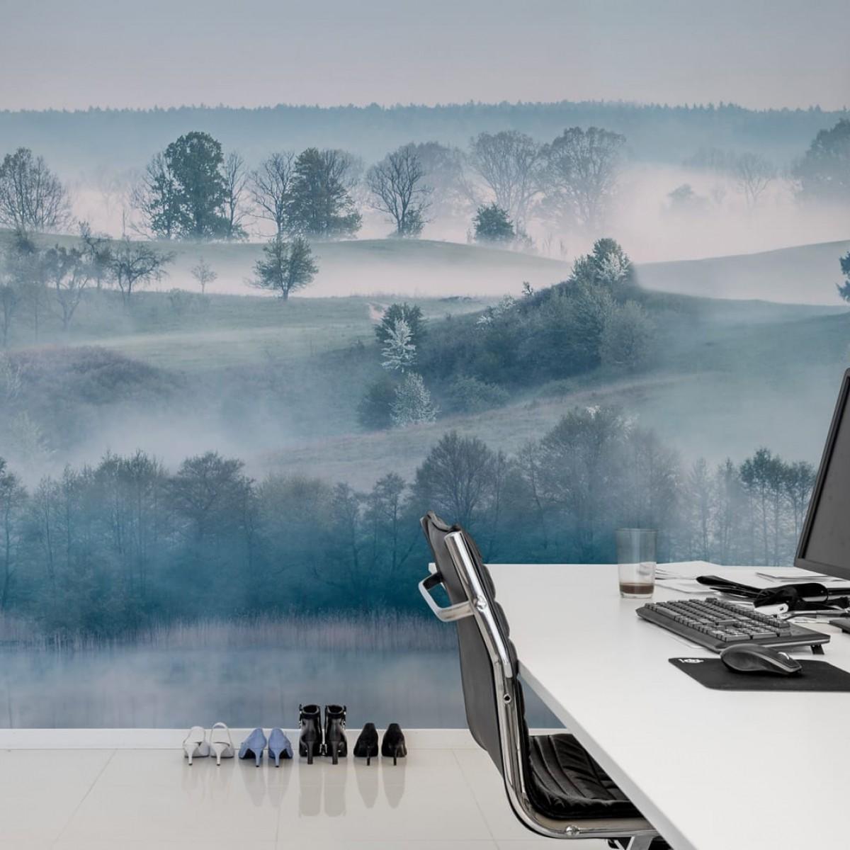 Fototape Morning Haze, personalizat, Rebel Walls