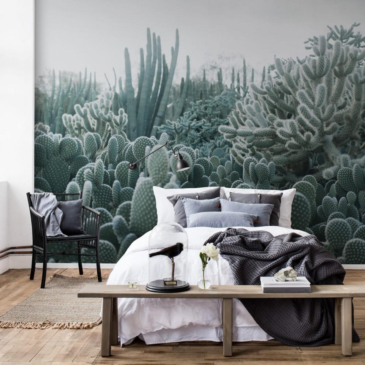 Foto tapet 3D Cactus, personalizat, Rebel Walls