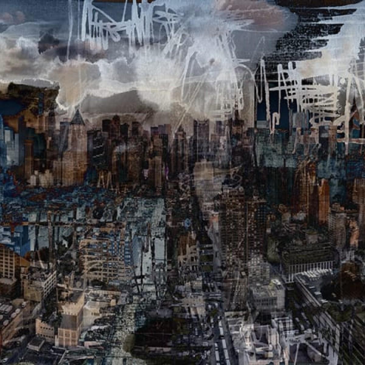 Foto tapet Dystopia, personalizat, Rebel Walls