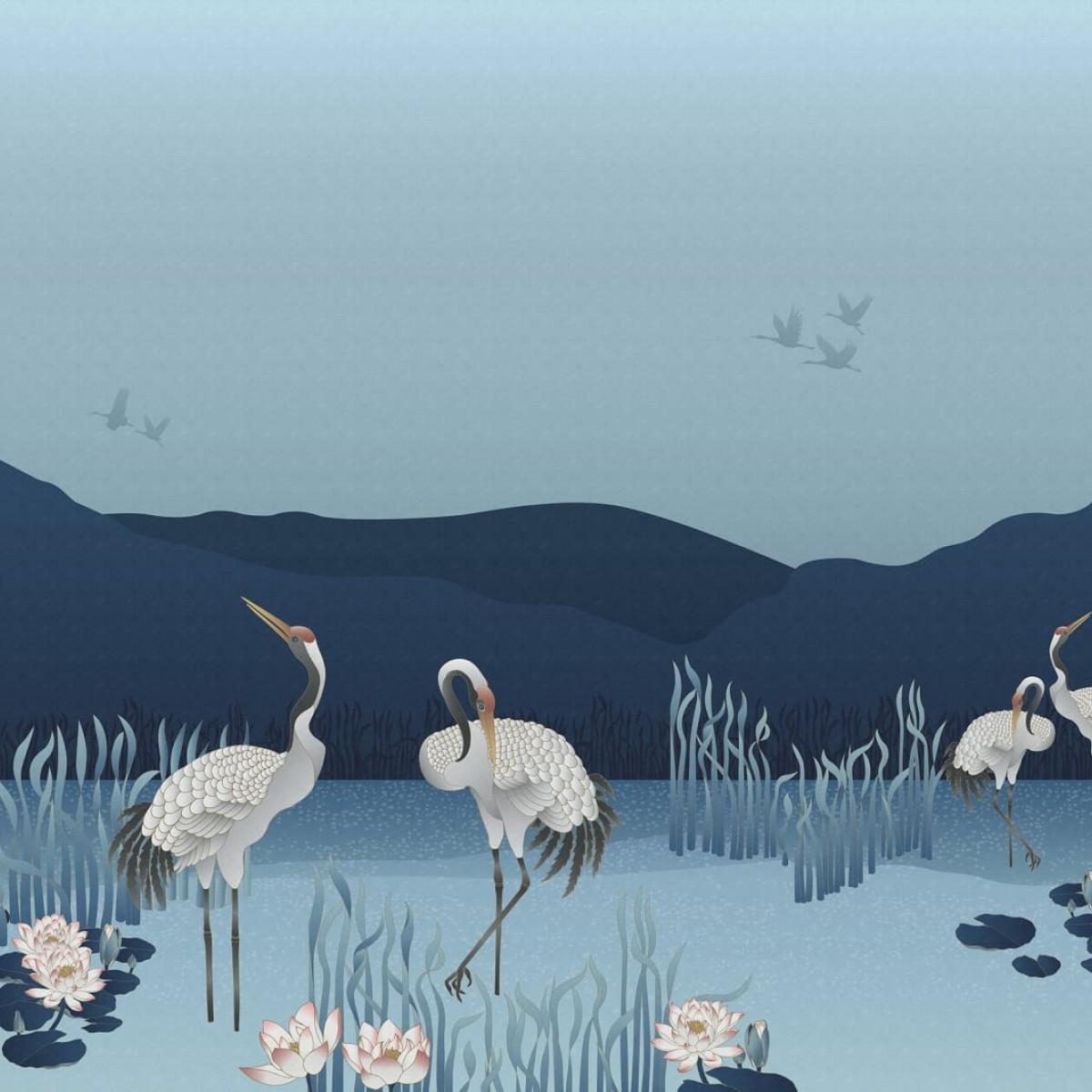 Foto tapet 3D  Hokkaido, personalizat, Rebel Walls