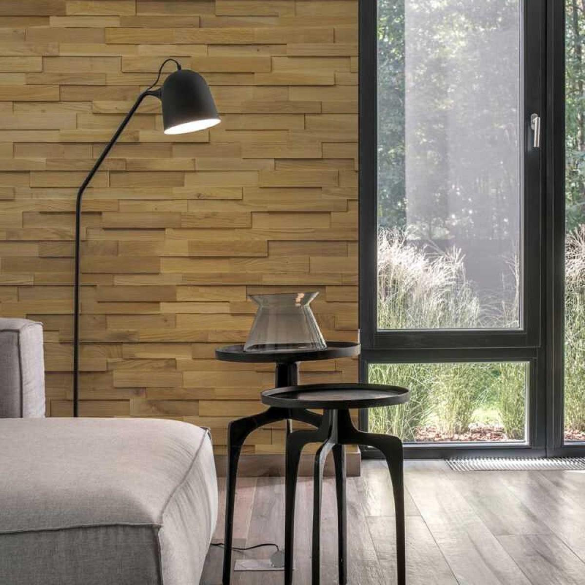 Panouri decorative din lemn de stejar, Brick Serene