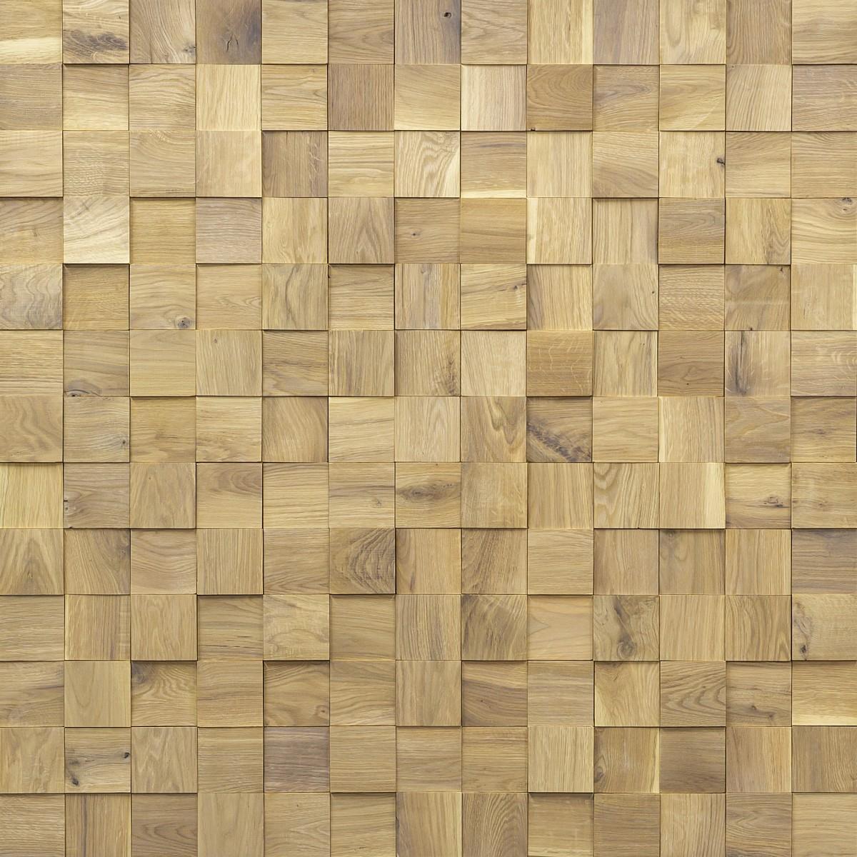 Panouri decorative din lemn de stejar, Solid Stillness