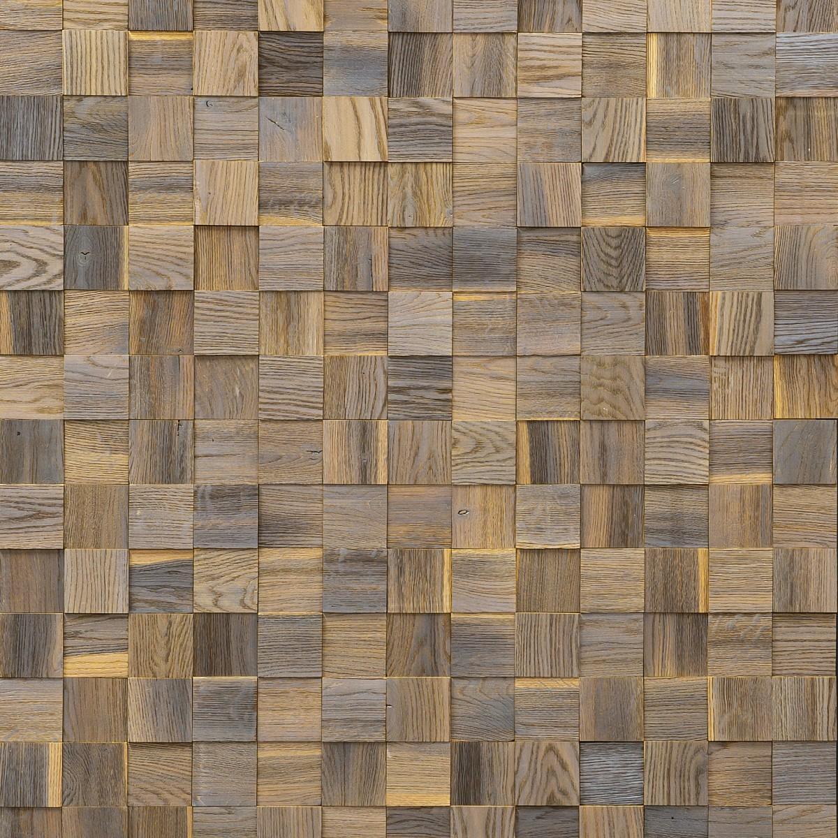 Panouri decorative din lemn de stejar, Solid Mystic