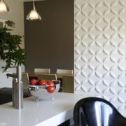 Panouri decorative 3D Saiphs, WallArt, 12 placi 50x50cm