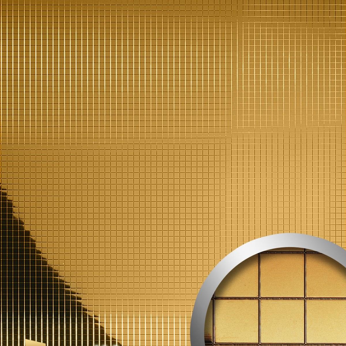 Panou decorativ M-STYLE 10581, WallFace, autocolant