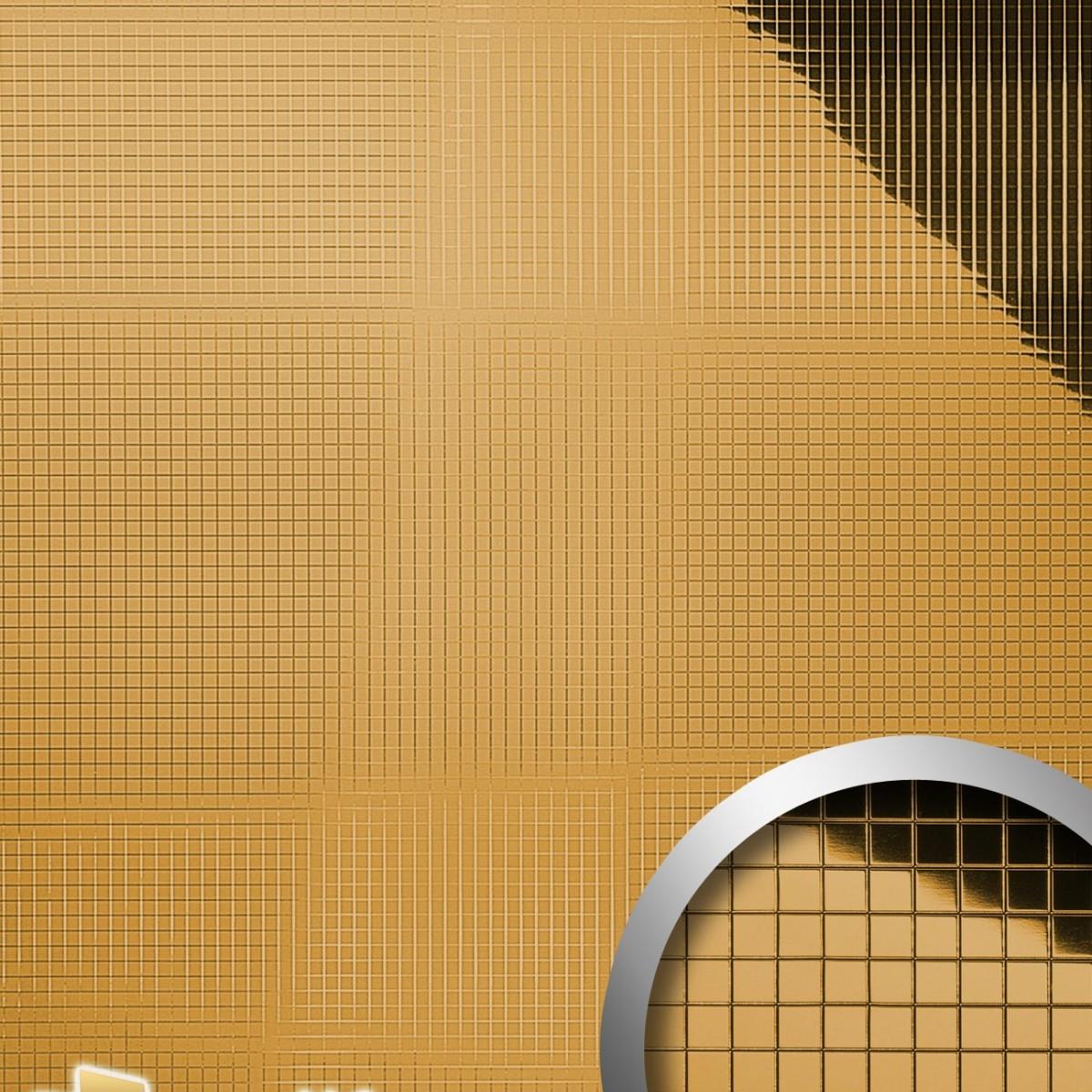 Panou decorativ M-STYLE 10598, WallFace, autocolant
