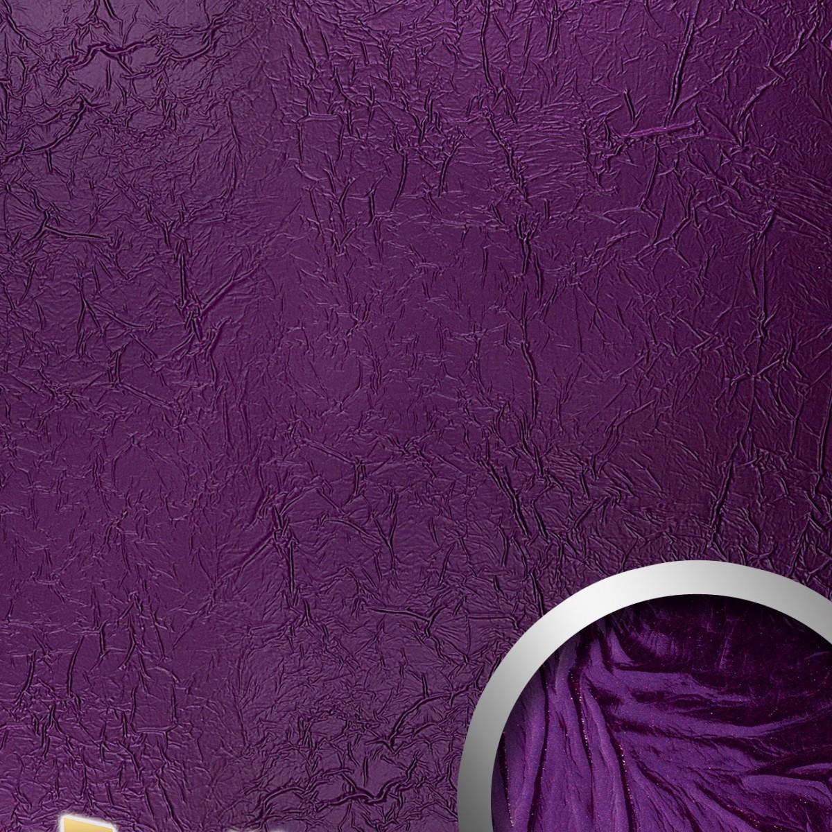Panou decorativ LEATHER 14318, WallFace, autocolant