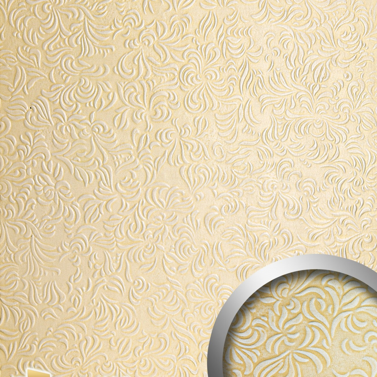 Panou decorativ LEATHER 17265, WallFace, autocolant