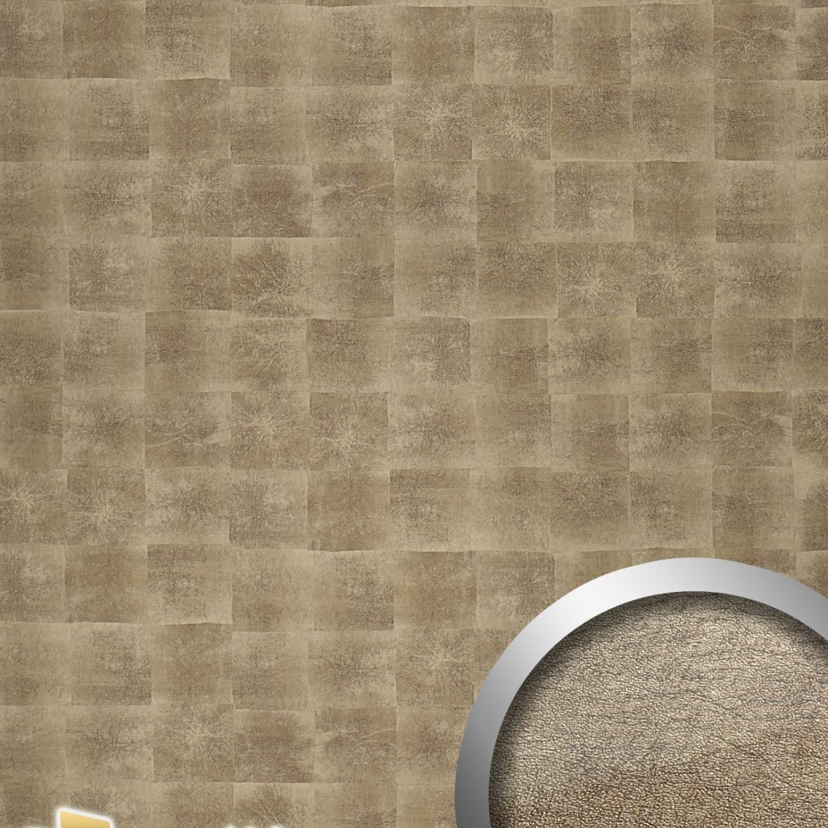 Panou decorativ DECO 17846, WallFace, autocolant