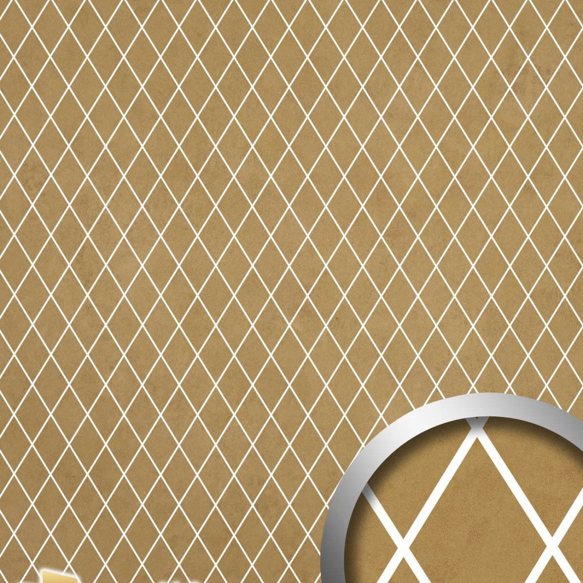 Panou decorativ TRANSLUCENT 18606, WallFace, autocolant