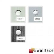 Panou decorativ PUNCH 3D 10034, WallFace, autocolant
