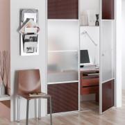 Panou decorativ PUNCH 3D 10059, WallFace, autocolant