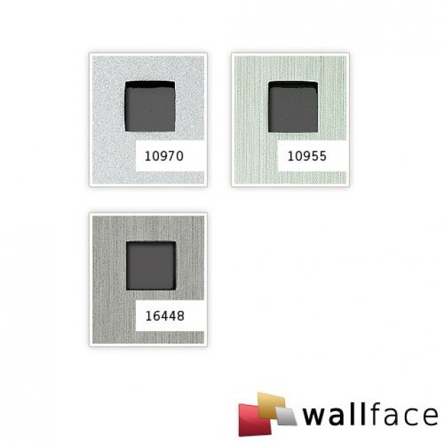 Panou decorativ PUNCH 3D 10970, WallFace, autocolant