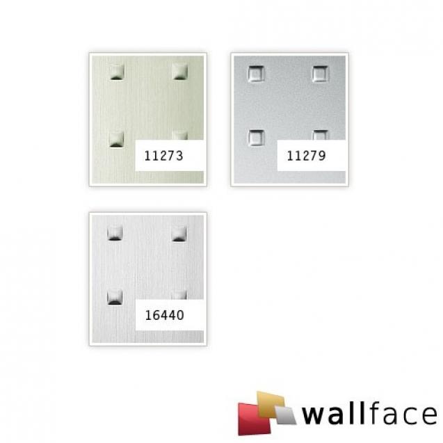 Panou decorativ STRUCTURE 11279, WallFace, autocolant