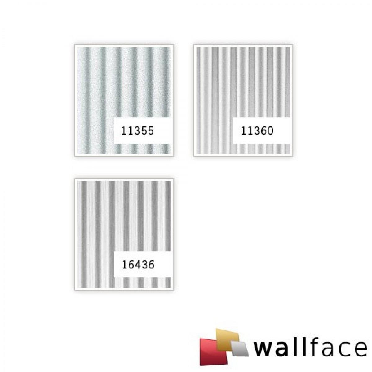 Panou decorativ STRUCTURE 11360, WallFace, autocolant