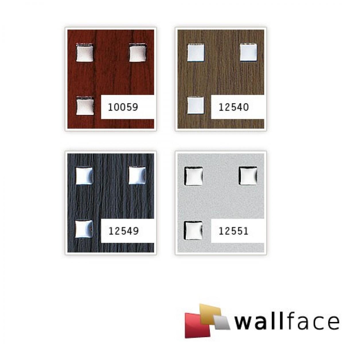 Panou decorativ PUNCH 3D 12540, WallFace, autocolant