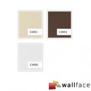 Panou decorativ LEATHER 13403, WallFace, autocolant