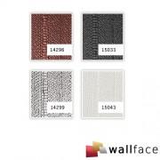 Panou decorativ LEATHER 15033, WallFace, autocolant