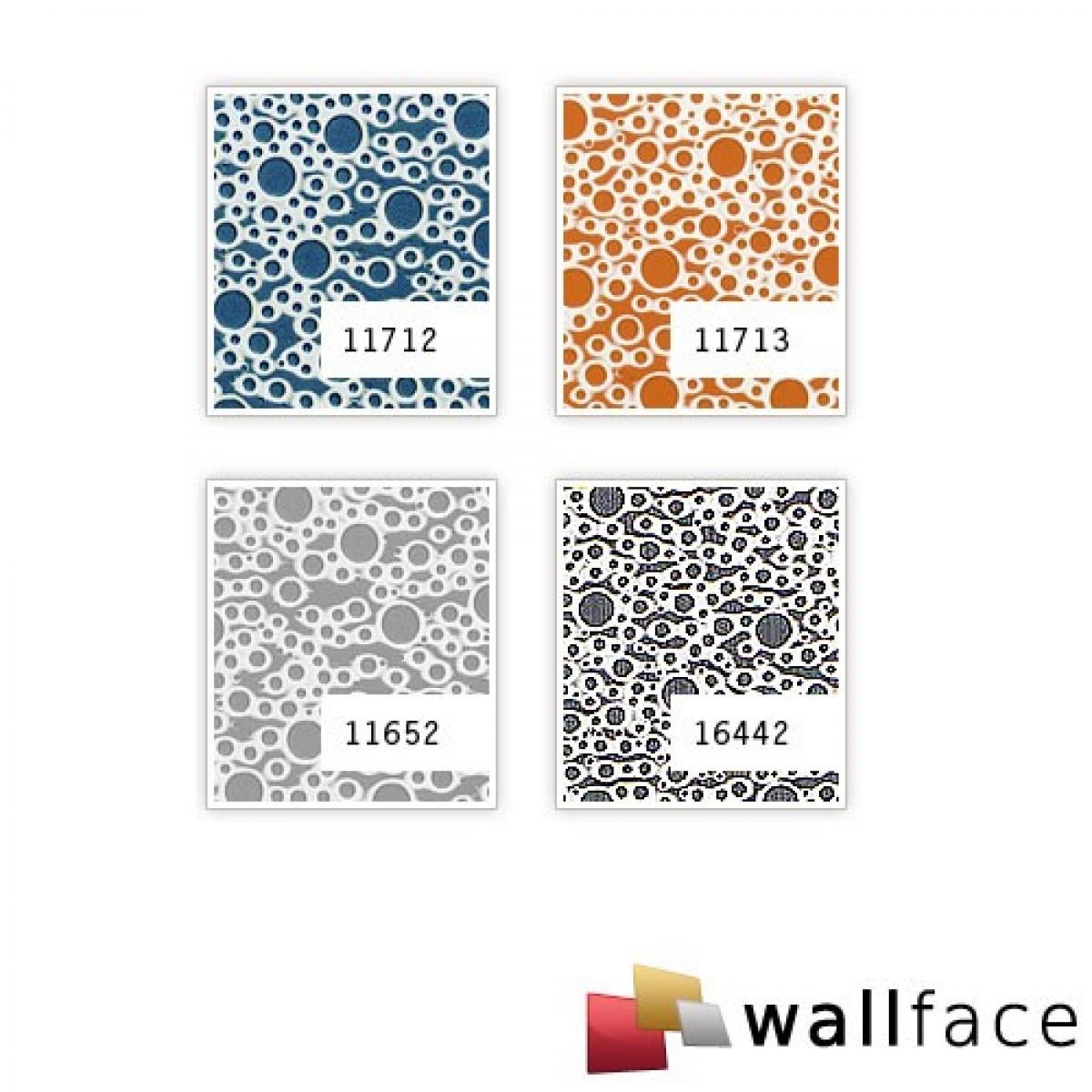 Panou decorativ STRUCTURE 16442, WallFace, autocolant