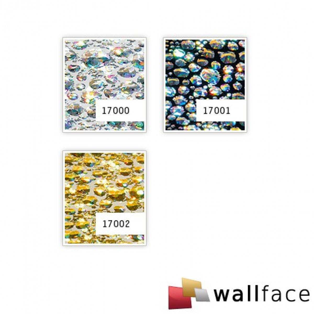 Panou decorativ S-GLASS 17001-AR, WallFace, autocolant