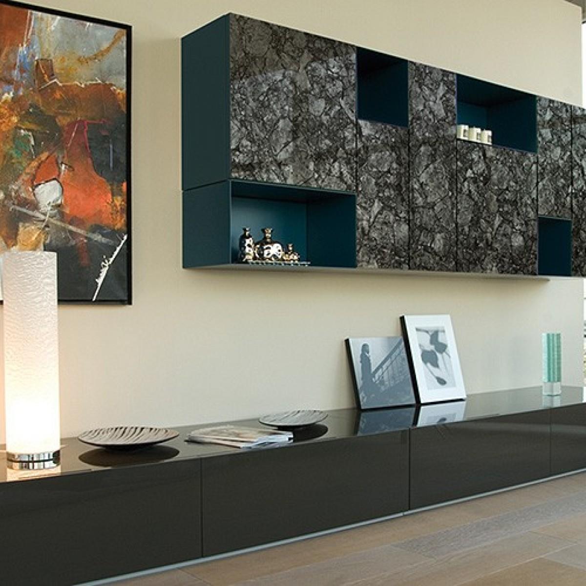 Panou decorativ S-GLASS 17013-AR, WallFace, autocolant
