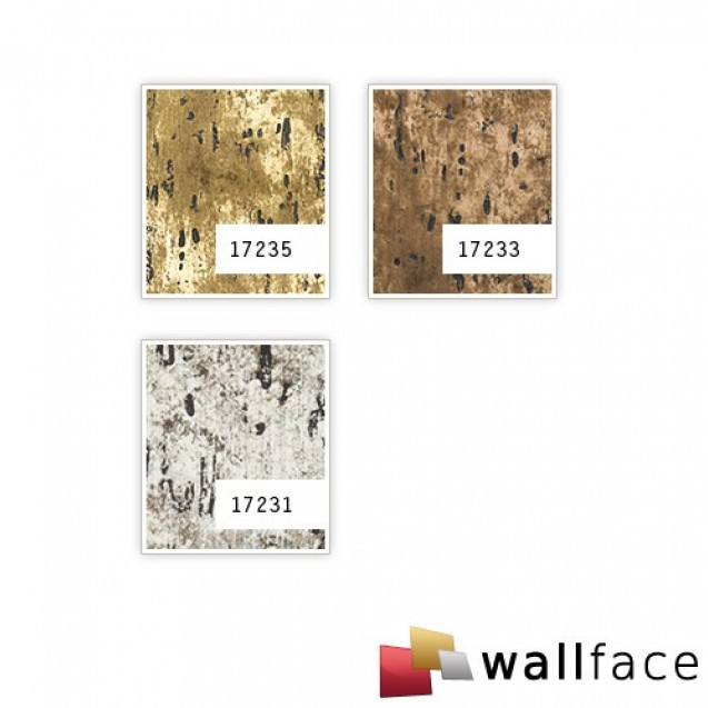 Panou decorativ STRUCTURE 17231, WallFace, autocolant