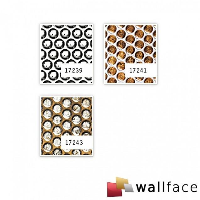 Panou decorativ STRUCTURE 17239, WallFace, autocolant