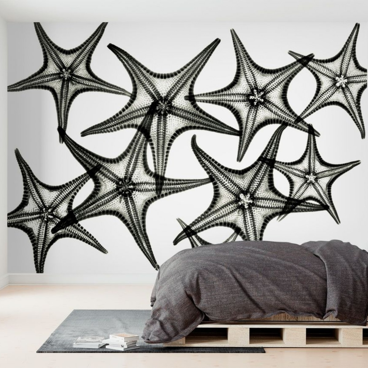 Fototapet Starfish, personalizat, Photowall