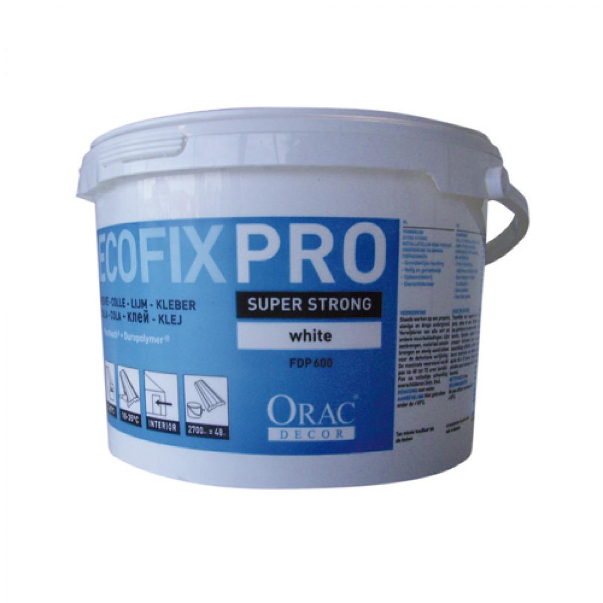 Adeziv Orac Decofix Pro 4200 Ml (6,4 Kg) 0 FDP600, Orac Decor