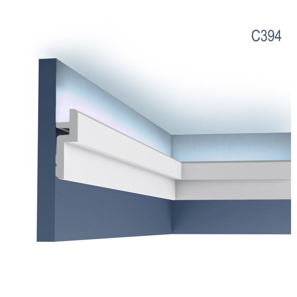 Scafa Modern C394, Dimensiuni: 200 X 9.5 X 3.1 cm, Orac Decor