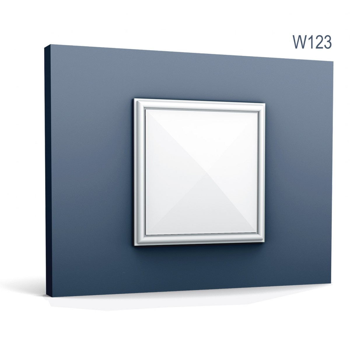 Panel Modern W123, Dimensiuni: 33.3 X 33.3 X 3.5 cm, Orac Decor