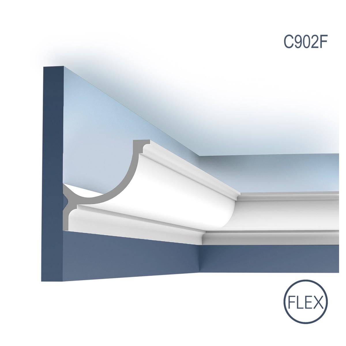 Scafa Flex Luxxus C902F, Dimensiuni: 200 X 10.3 X 10.3 cm, Orac Decor