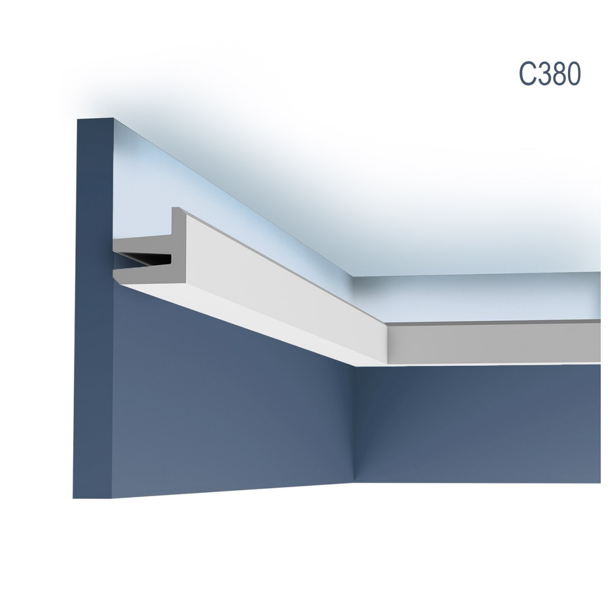 Scafa Modern C380, Dimensiuni: 200 X 5 X 5 cm, Orac Decor