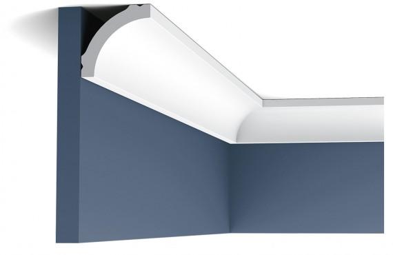 Cornisa Basixx CB521, Dimensiuni: 200 X 5 X 5 cm, Orac Decor