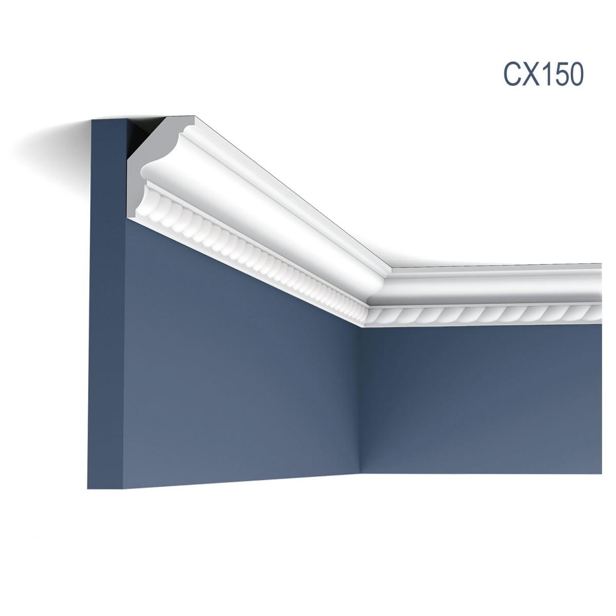Cornisa Axxent CX150, Dimensiuni: 200 X 4.3 X 2.9 cm, Orac Decor