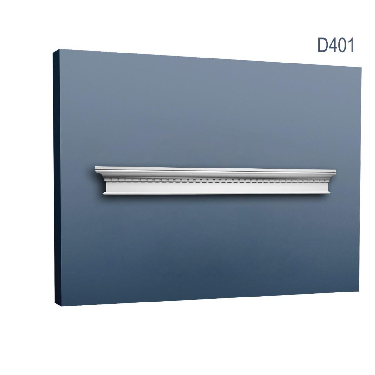 Fronton Luxxus D401, Dimensiuni: 127.5 X 14.7 X 5.9 cm, Orac Decor