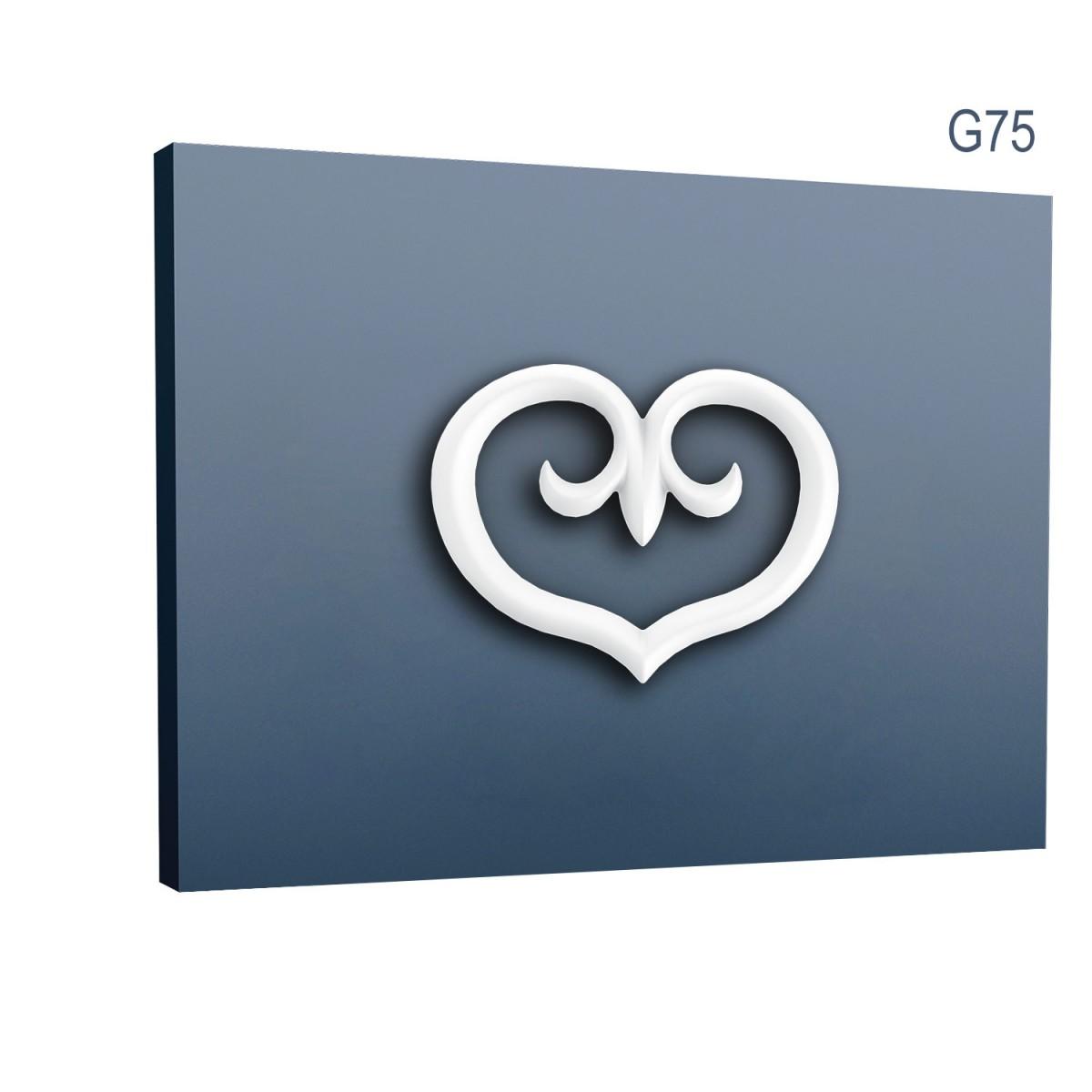 Element Decorativ Ulf Moritz G75, Dimensiuni: 27 X 21 X 1.4 cm, Orac Decor