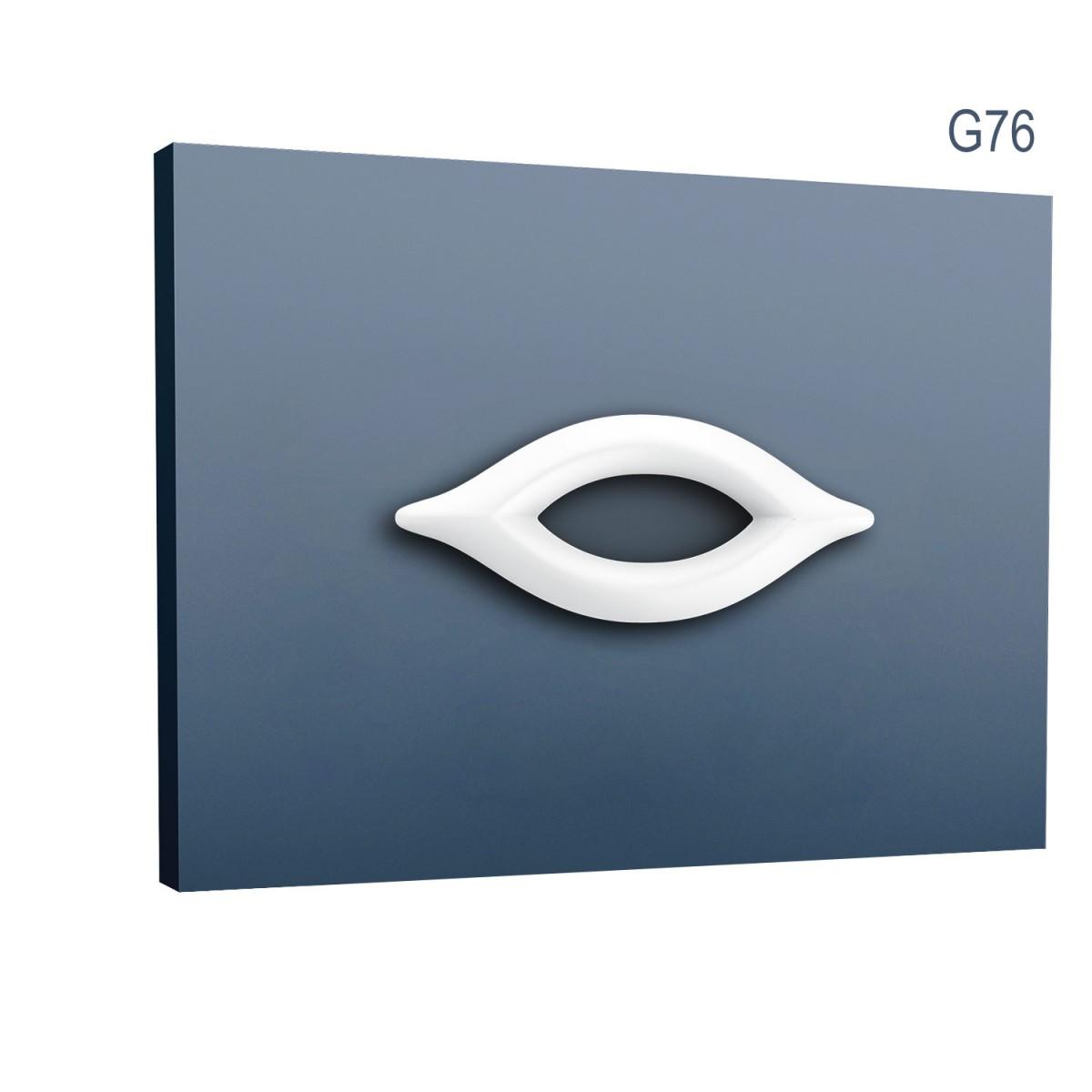 Element Decorativ Ulf Moritz G76, Dimensiuni: 8 X 17.8 X 1.5 cm, Orac Decor