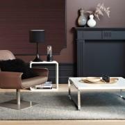 Semineu Decorativ Luxxus H101B, Dimensiuni: 15.4 X 86.5 X 17.3 cm, Orac Decor
