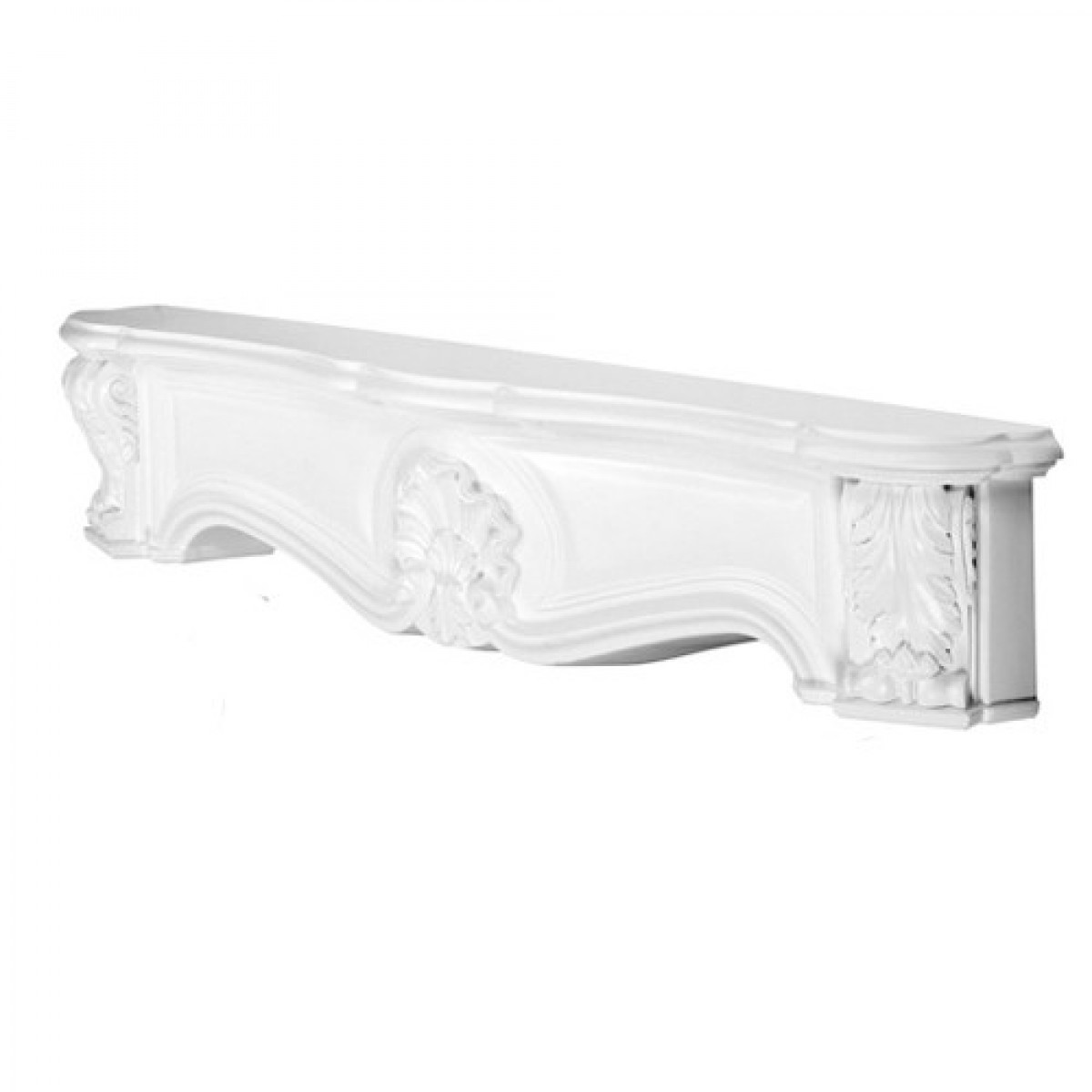 Semineu Decorativ Luxxus H100A, Dimensiuni: 129 X 30.5 X 21 cm, Orac Decor