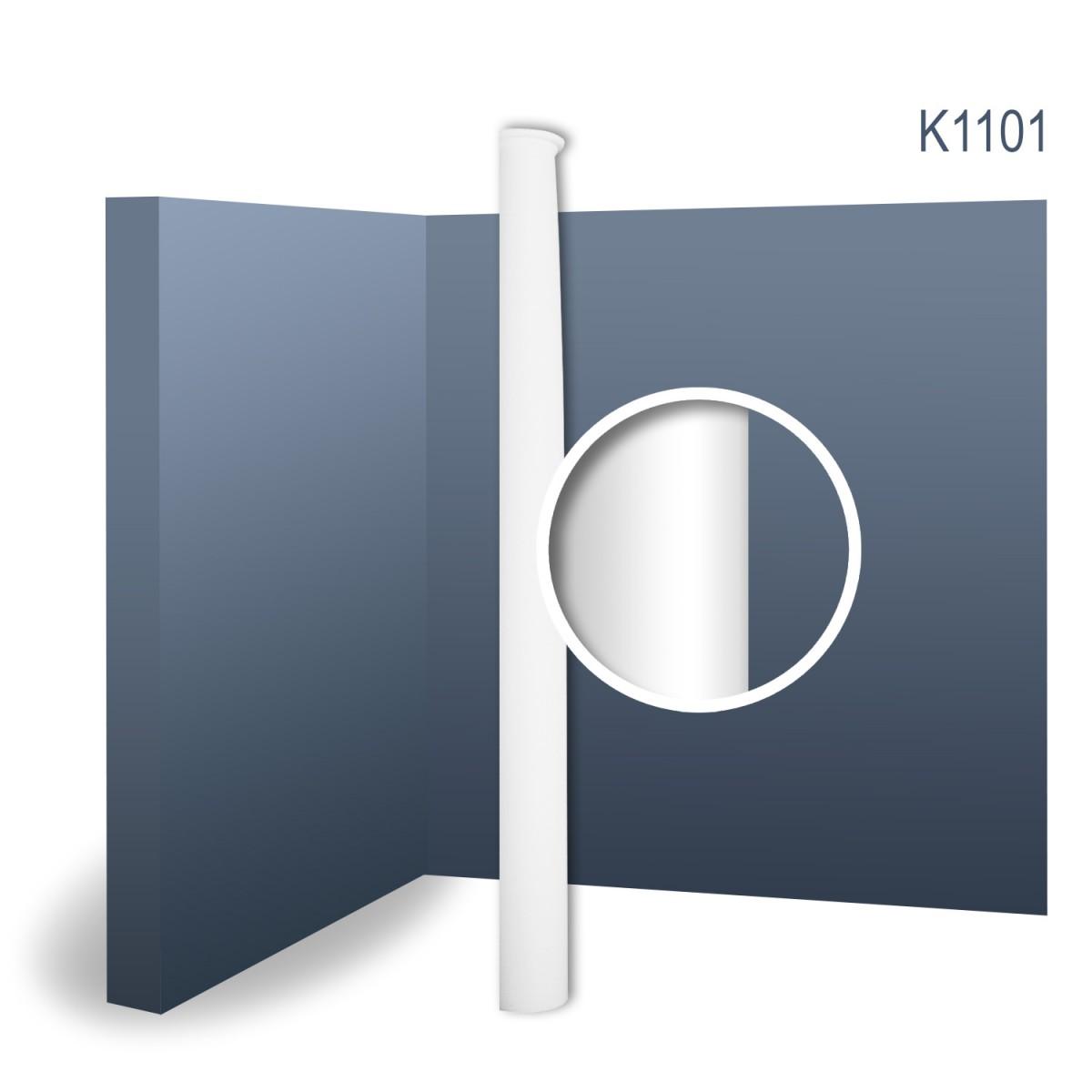 Jumatate De Coloana Luxxus K1101, Dimensiuni: 22 X 11 X 202 cm, Orac Decor