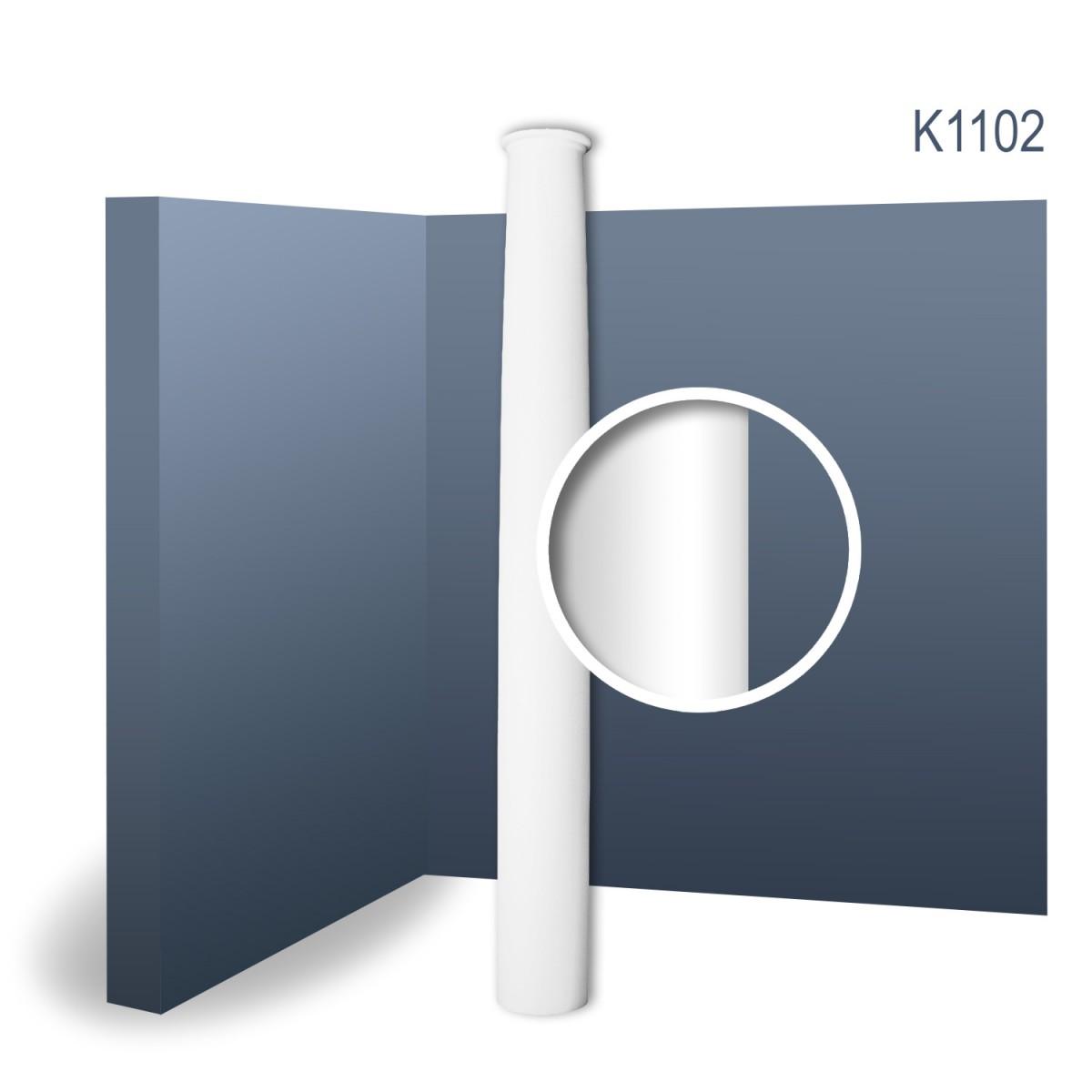 Coloana Intreaga Luxxus K1102, Dimensiuni: 22 X 22 X 202 cm, Orac Decor