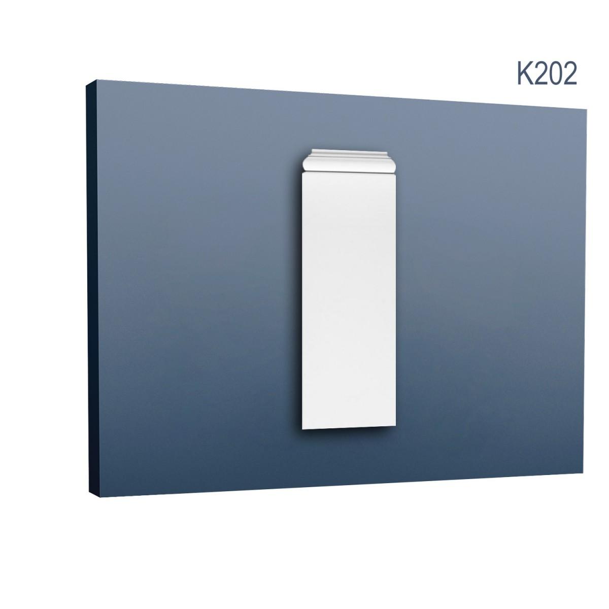 Baza Luxxus K202, Dimensiuni: 4.1 X 54.1 X 18.5 cm, Orac Decor