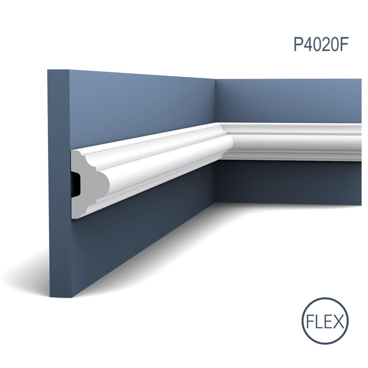 Brau Flex Luxxus P4020F, Dimensiuni: 200 X 5 X 2.9 cm, Orac Decor
